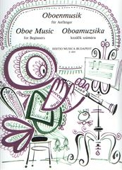 Oboe Music For Beginner: Oboe & Piano