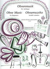 Oboe Music For Beginner: Oboe & Piano