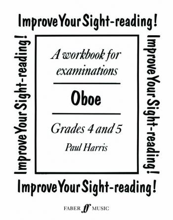 Improve Your Sight-Reading Grade 4-5: Oboe (Paul Harris)