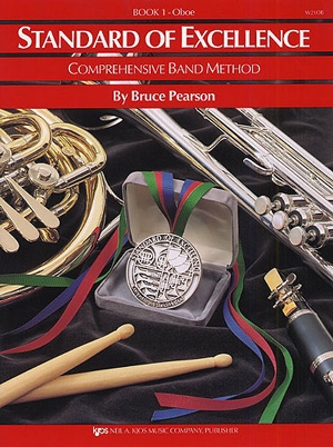 Standard Of Excellence: Comprehensive Band Method Book 1 Oboe