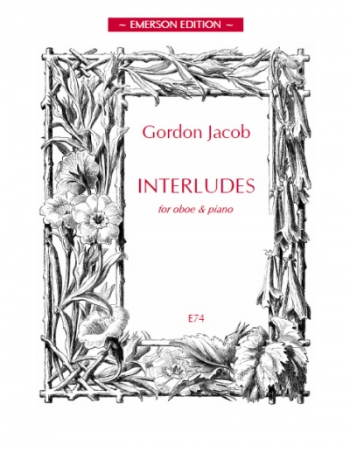 Interludes: Oboe & Piano (Emerson)
