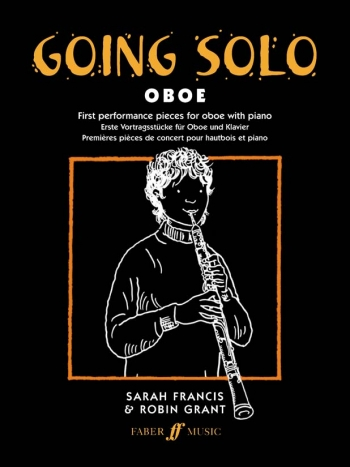 Going Solo For Oboe & Piano