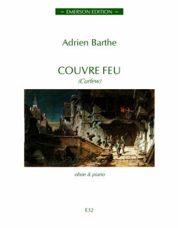 Couvre Feu Oboe & Piano  (Emerson)