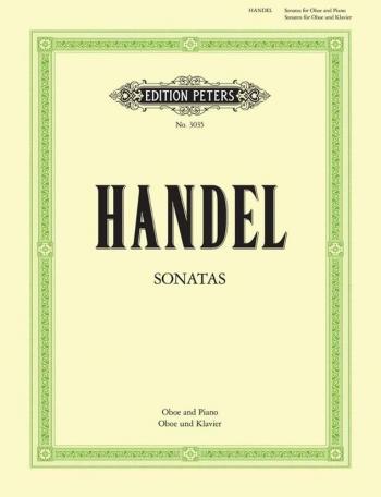 Sonatas: Oboe & Piano (Peters)