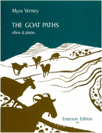 Goat Paths Oboe & Piano  (Emerson)