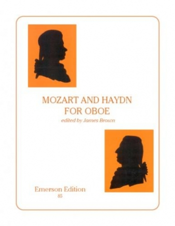 Mozart And Haydn For Oboe and Piano (Emerson)