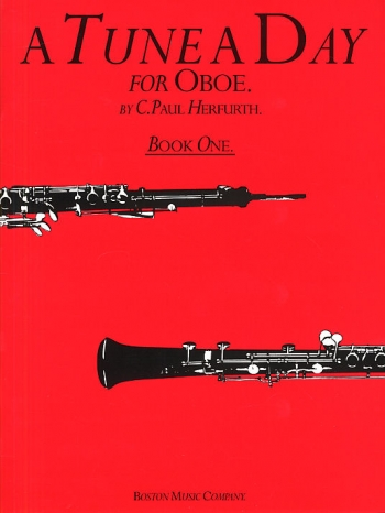 Tune A Day Oboe: Book 1