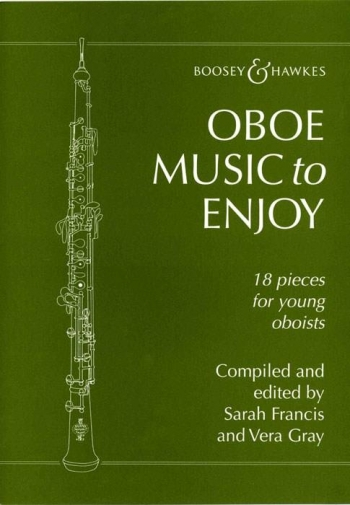 Oboe Music To Enjoy: Oboe & Piano