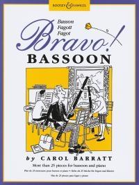 Bravo For Bassoon & Piano (Barratt) (B&H)