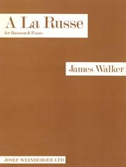 A La Russe: Bassoon & Piano (Weinberger)