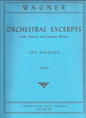 Orchestral Excerpt: Bassoon (International)