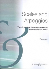 Complete Boosey and Hawkes: Bassoon Scale Book