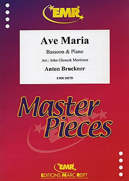 Ave Maria: Bassoon & Piano