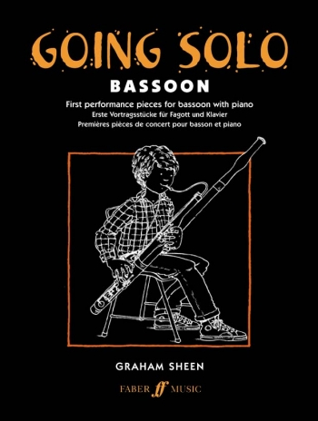 Going Solo Bassoon & Piano (Faber)