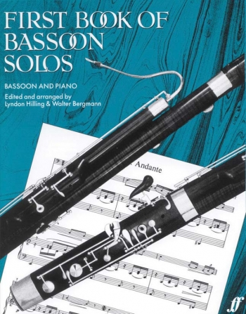 First Book Of Bassoon Solos: Bassoon & Piano (Faber)