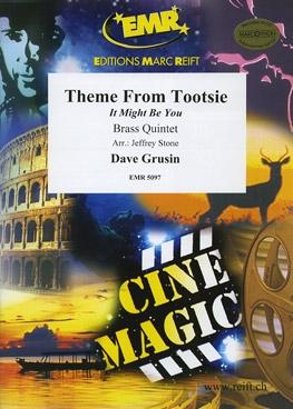 Theme From Tootsie: Brass: Ensemble