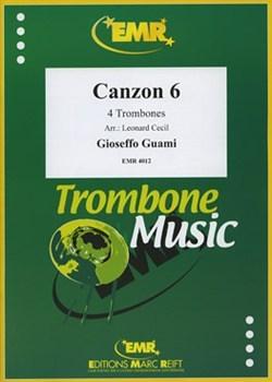 Canzon 6: Trombone: Ensemble