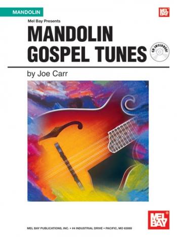 Mandolin Gospel Tunes: Mandolin: Bk&D