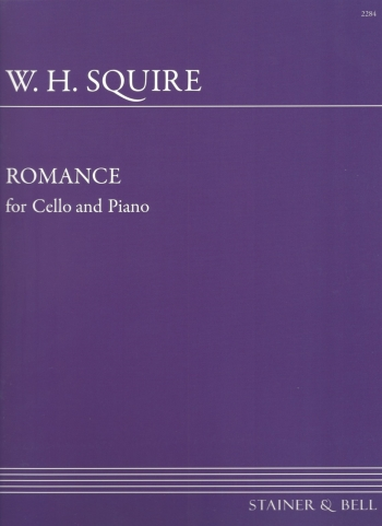 Romance: Cello & Piano  (Stainer & Bell)