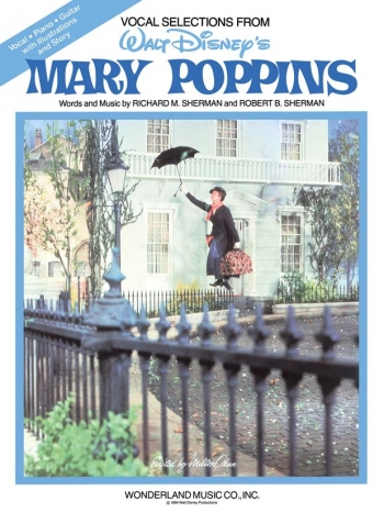 Mary Poppins Selection: Film Vocal Selections