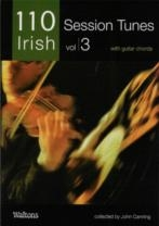 110 Irish Session Tunes: Vol.3: Violin & Guitar Chords (Canning)
