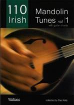 110 Irish Mandolin Tunes: Vol.1: Mandolin & Guitar Chords (Canning)