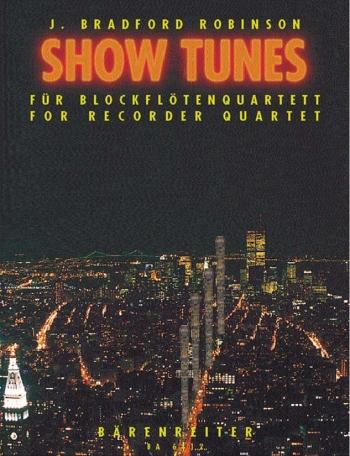Show Tunes: Recorder: Quartet