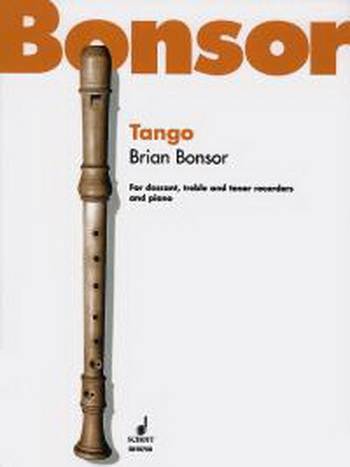 Tango: Recorder: Recorder Trio,Descant, Descant and Treble and Piano