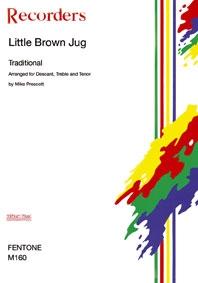 Little Brown Jug: Recorder: Trios