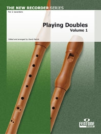 Playing Doubles: 1: Recorder Duets