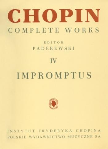 Impromptus: Piano (PWM Edition)
