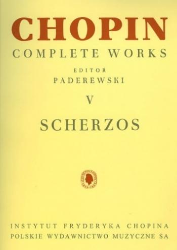Schertzos: Piano