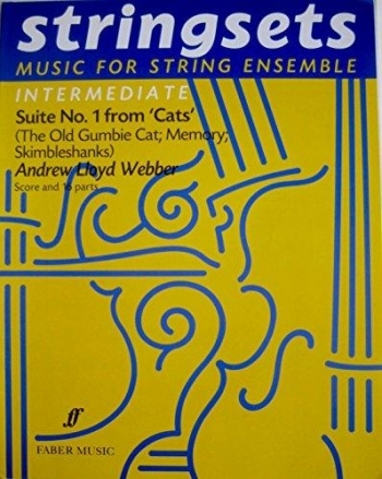 Stringsets: Suite No 1 From Cats: String: Ensemble (Lloyd Webber)
