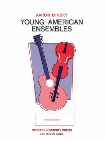 Minsky: Young American Ensembles Violin And Guitar Part: String: Ensemble