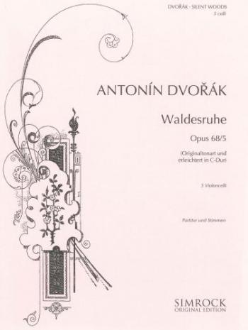 Silent Woods Op68: 5: Violoncello: Quintet