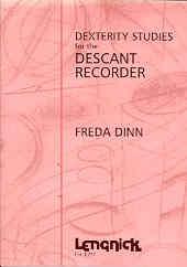 Dexterity Studies For The Descant Recorder