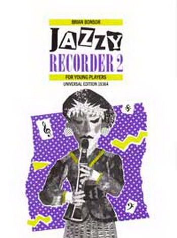 Jazzy Recorder: 2: Descant Recorder and Piano