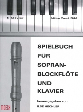 Spielbuch: Recorder And Piano