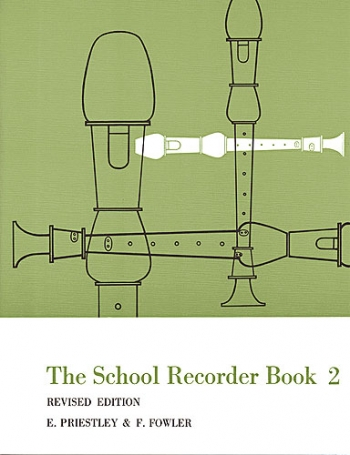 School Recorder Book: Book 2: Recorder