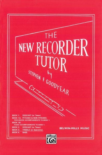 New Recorder Tutor: 3: Treble