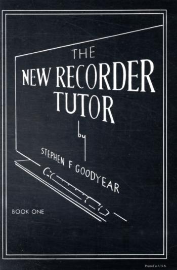 New Recorder Tutor: 1: Descant