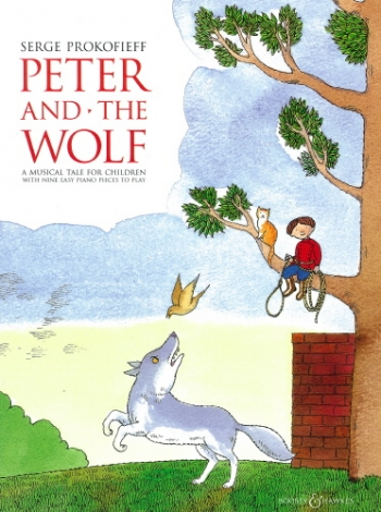 Peter And The Wolf: Easy: Piano (B&H Ed)