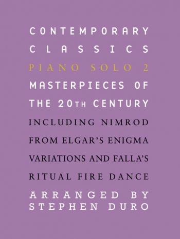 Contemporary Classics Piano Solo: Book 2