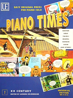 Piano Times: 20th Century Part 2