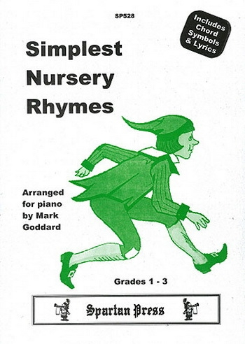Simplest Nursery Rhymes: Easy: 1-3