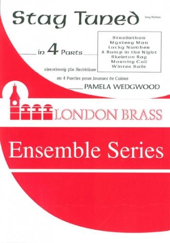 Stay Tuned: Brass Quartet