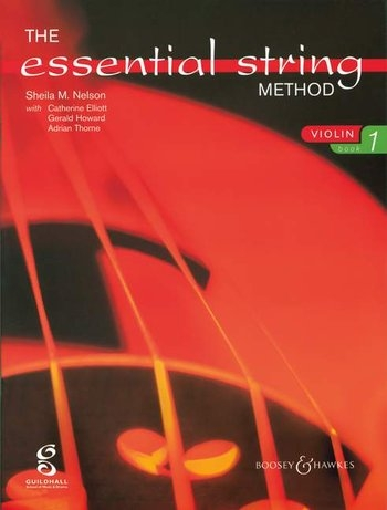 Essential String Method: Book 1: Violin