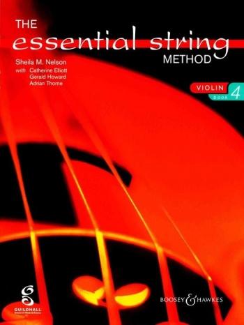 Essential String Method: Book 4: Violin