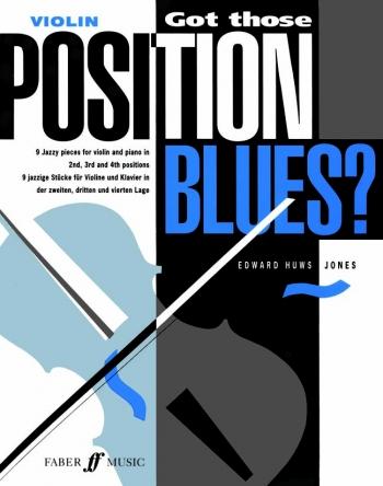 Got Those Position Blues: Violin