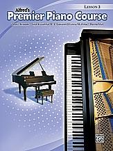 Alfred Premier Piano Course 3: Lesson